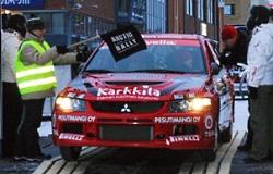 Photo courtesy www.arcticrally.fi